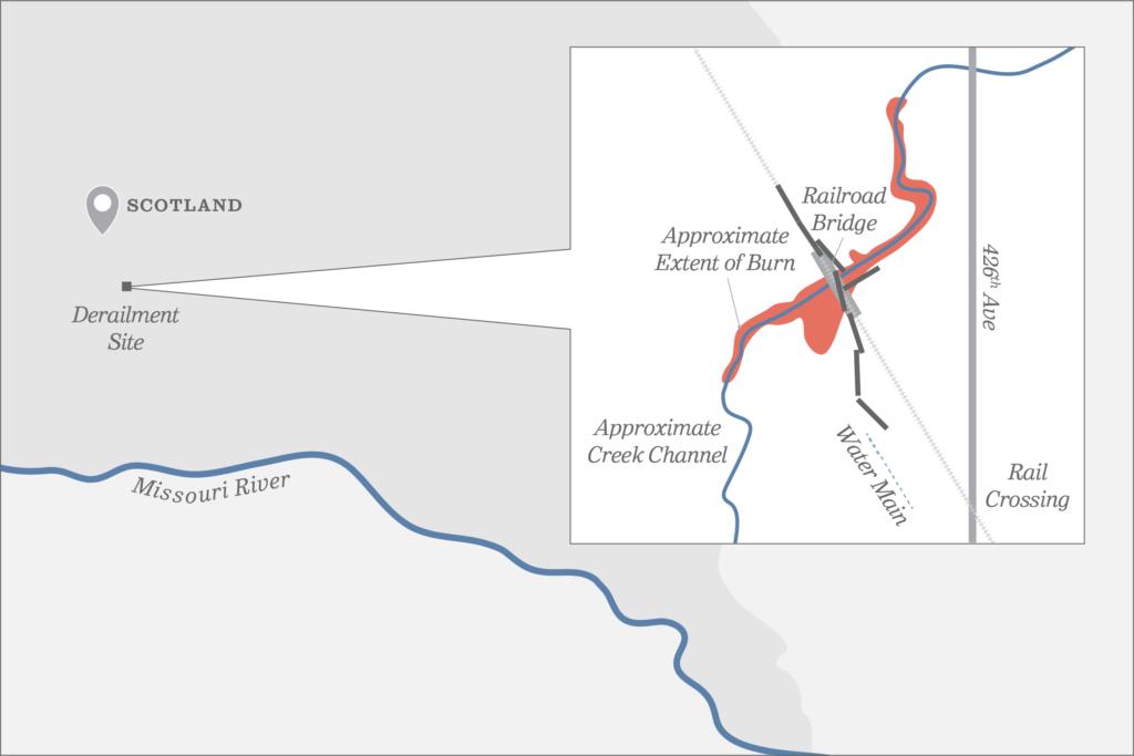 Dangerous Rails: Anatomy of an accident | South Dakota News Watch