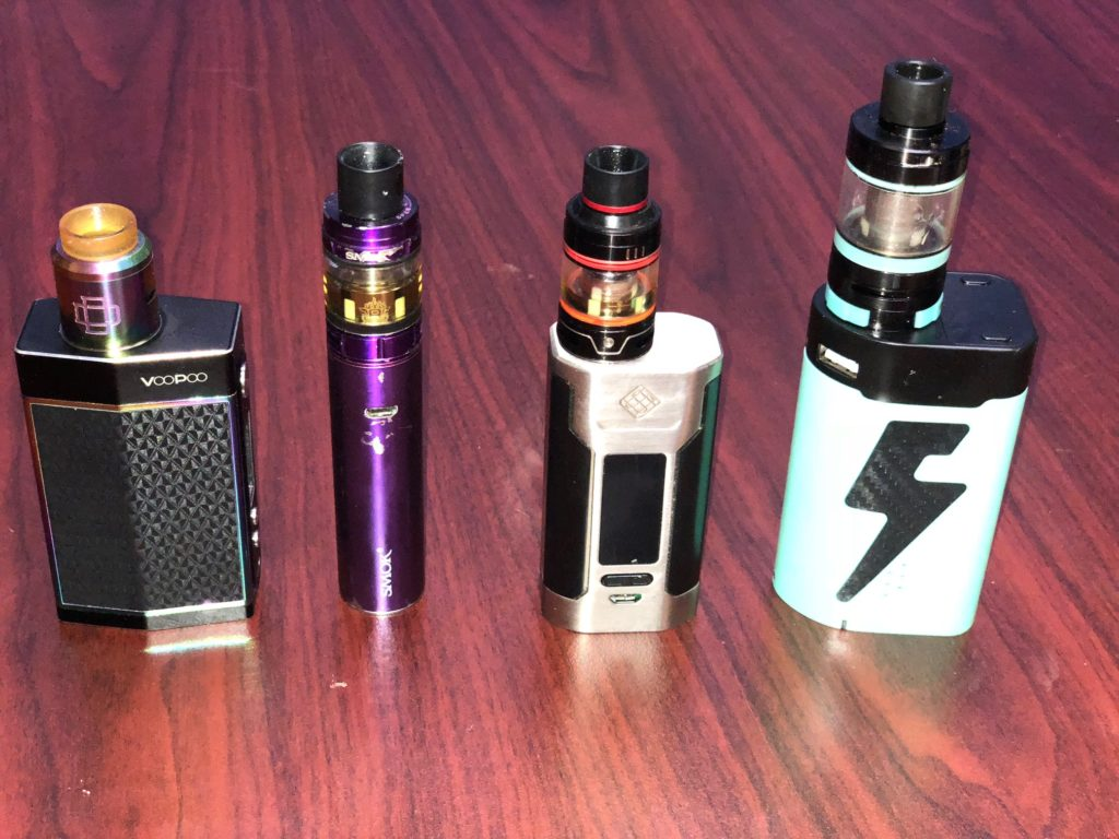 Concerns grow as more kids are caught vaping in S D  schools
