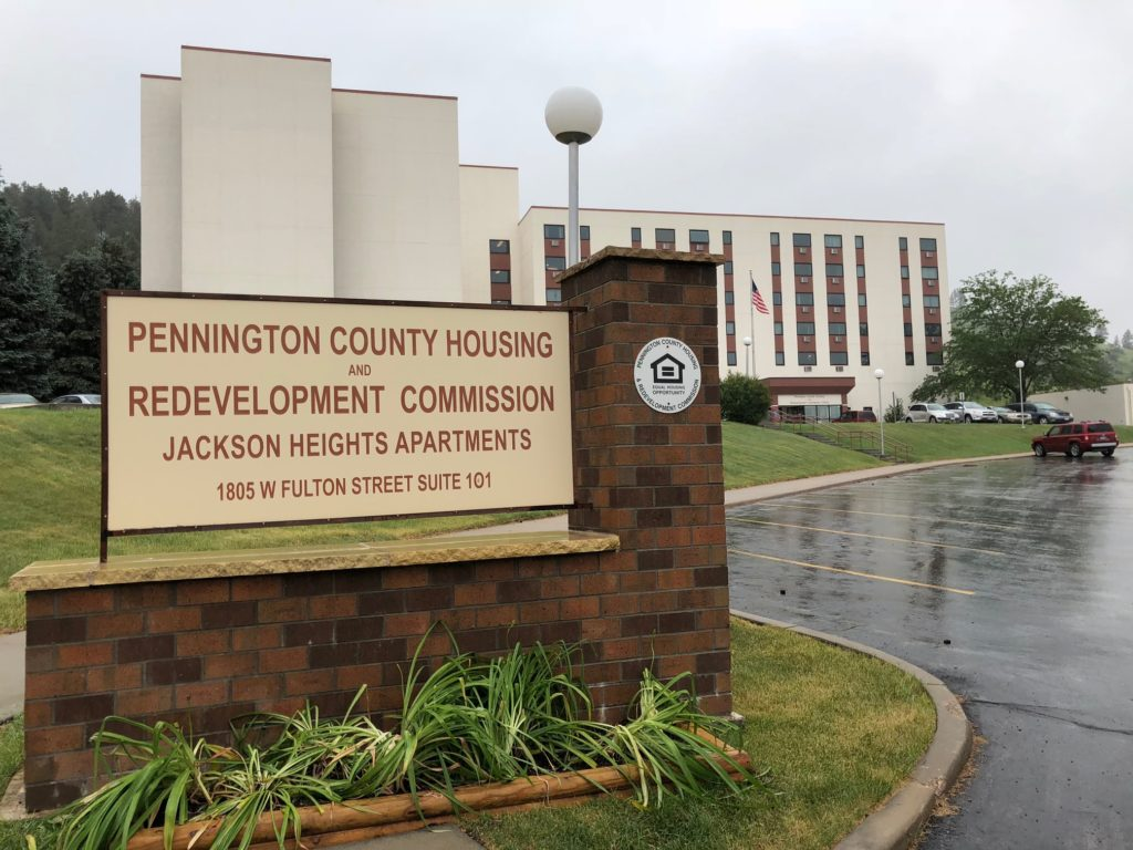 Pennington County Housing And Redevelopment Commission Rapid City Sd